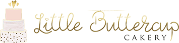 Little Buttercup Cakery Logo