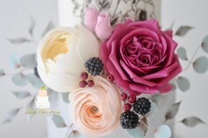 Sugar O'hara rose