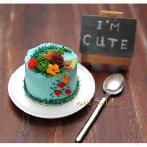Buttercream Mini Handmade Cake