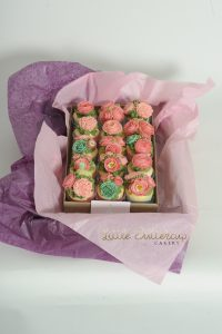 buttrecream cupcakes