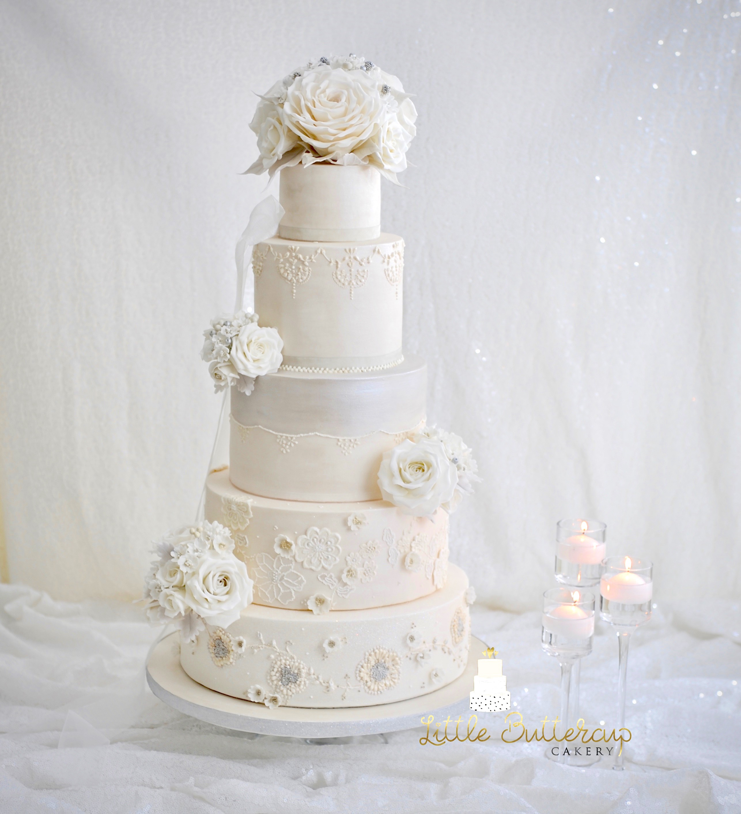 wedding cake makers in taunton somerset classic white wedding cake buttercup cakery 23172