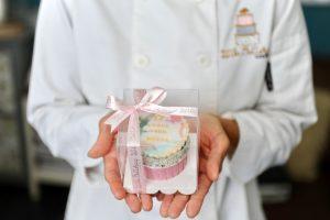 Bespoke cupcake